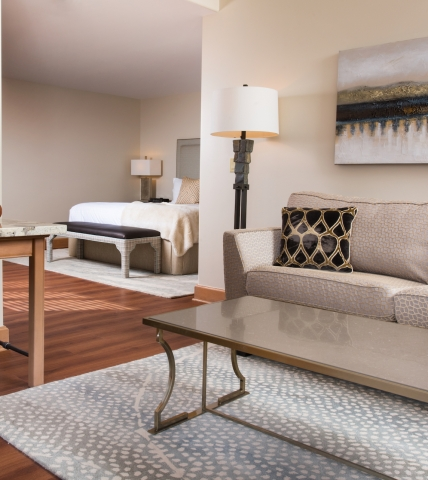 Club Junior Suite at Garden of the Gods Resort and Club