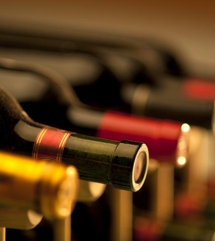 A Rack of Wine