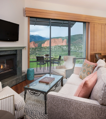 Garden of the Gods Suite at Garden of the Gods Resort and Club