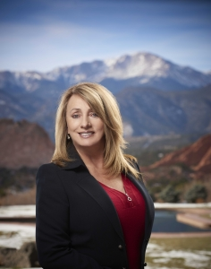 Denise Perkins, Director of Marketing of Garden of the Gods Resort & Club