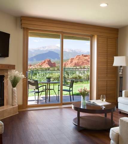Lodge Club Deluxe Suite