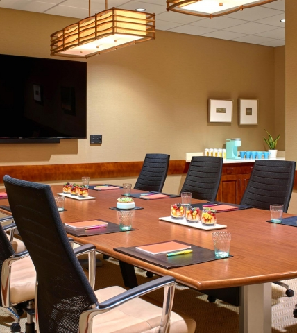 Sentinel Boardroom - Meetings Garden of the Gods Resort and Club