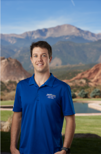 Michael Manning, Head Tennis Profesional, USPTA Tennis Professional