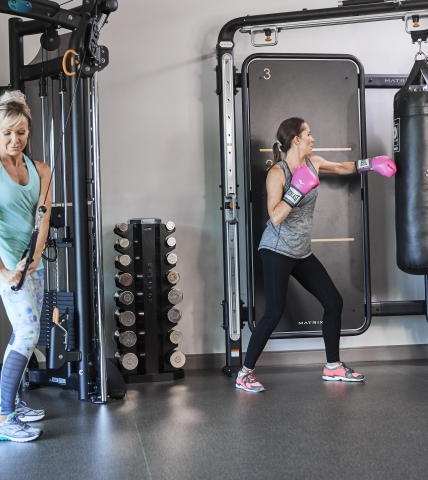 Group Fitness Classes at Garden of the Gods Club Resort