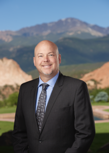 Dan Daughtry, Vice President of Restaurants, Bars & Events at Garden of the Gods Resort & Club
