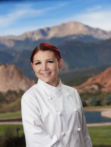 Heather Stugart, Executive Pastry Chef at Garden of the Gods Resort & Club