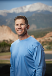 Steven Thompson, CPT, Holistic Human Performance Coach at Garden of the Gods Resort & Club