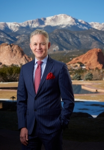 James Gibson, President & CEO at Garden of the Gods Resort & Club