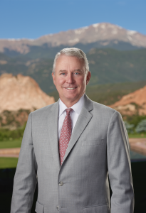 Les Pedersen, Vice President of Sales & Marketing at Garden of the Gods Resort & Club