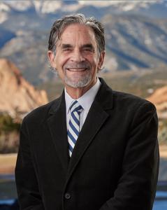 Ron Apgar, LPC, CEAP - Director of Wellbeing