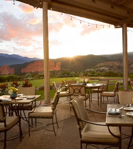Grandview Terrace at Garden of the Gods Resort