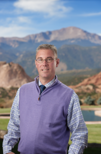 Rich Parker, PGA, Director of Golf / Head Golf Professional at Garden of the Gods Resort & Club