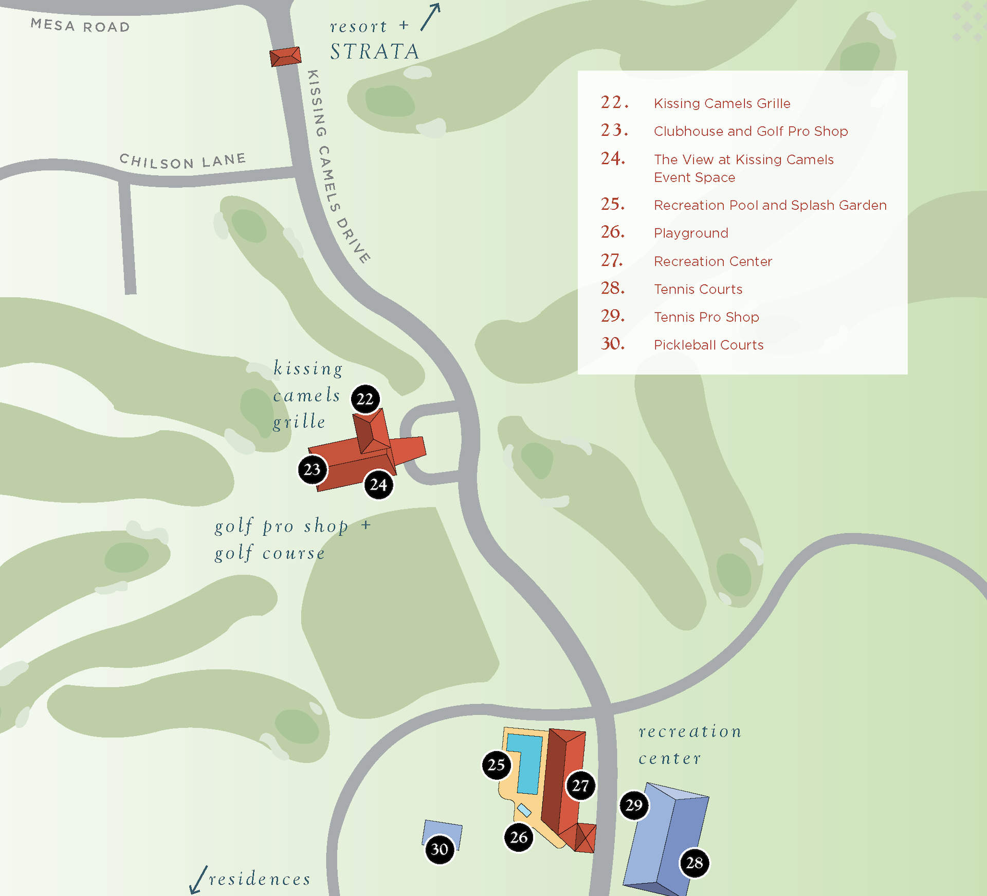 Resort Map 2