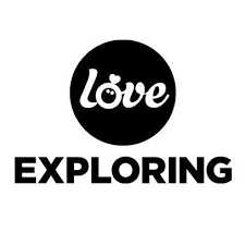 Love Exploring Logo