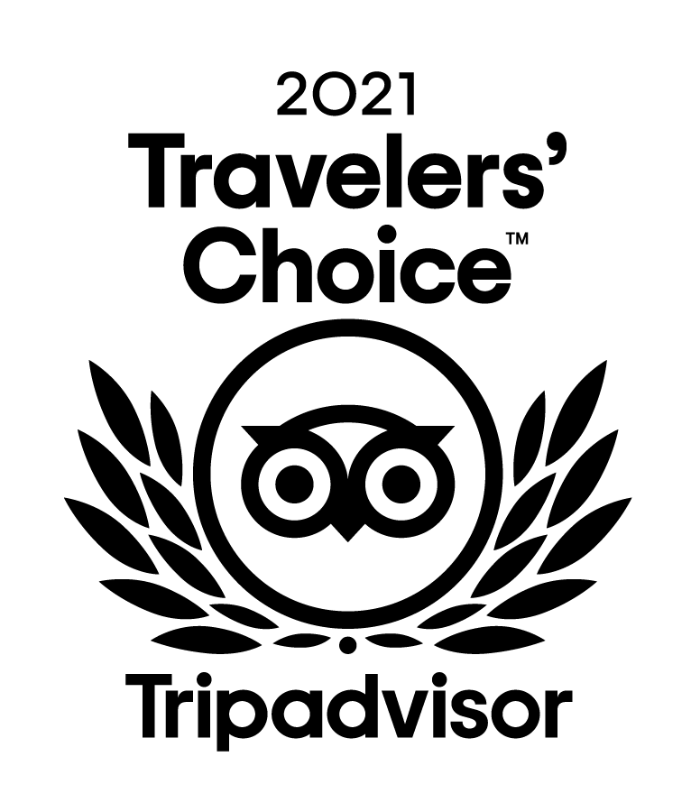 Trip Advisor Travelers' Choice logo