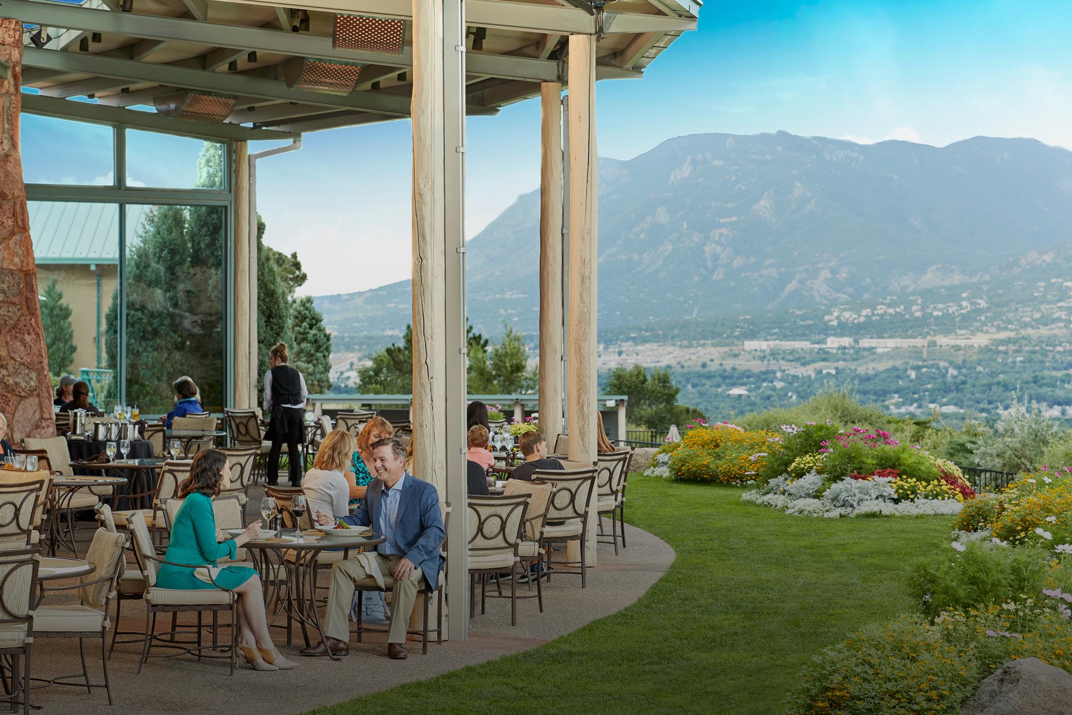 Colorado Springs Dining Garden Of The Gods Collection