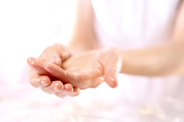 paraffin bath at spa