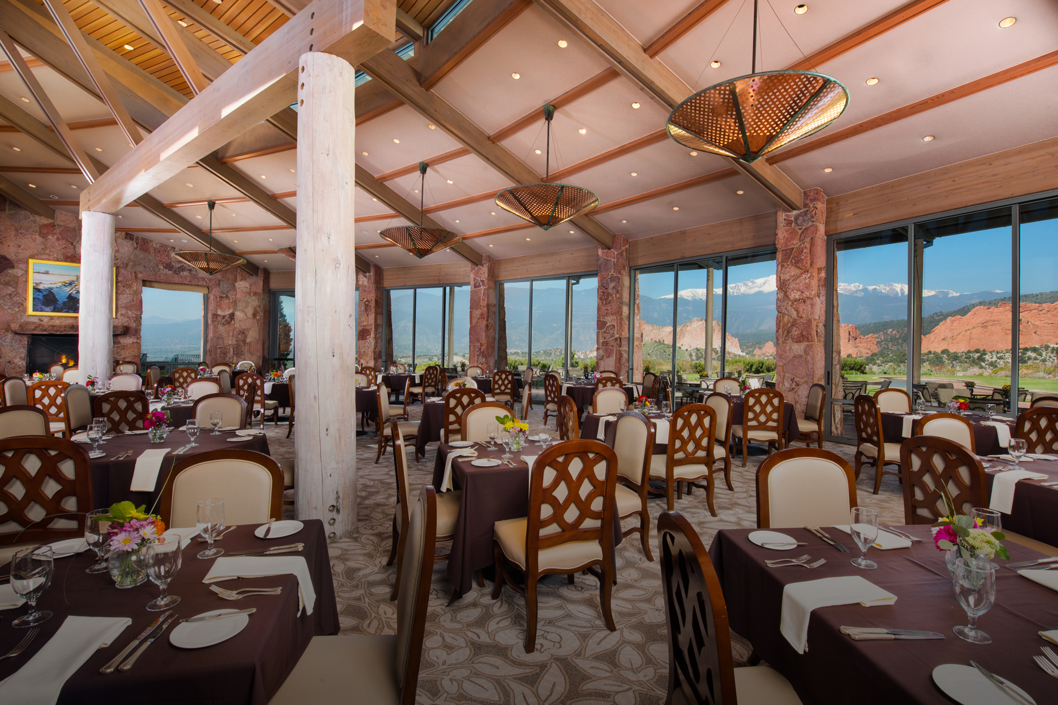 grand view dining room