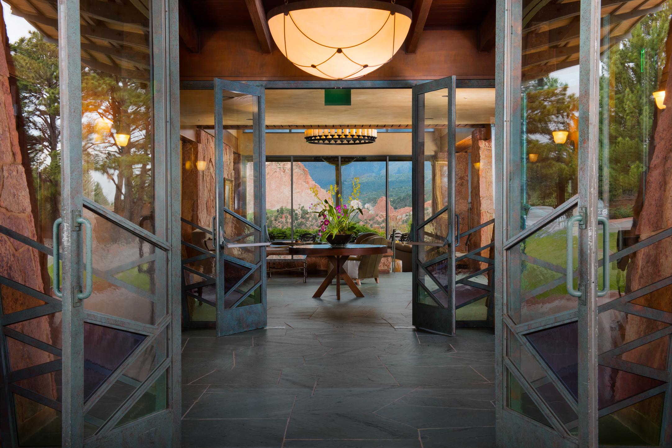 open doors garden of the gods resort