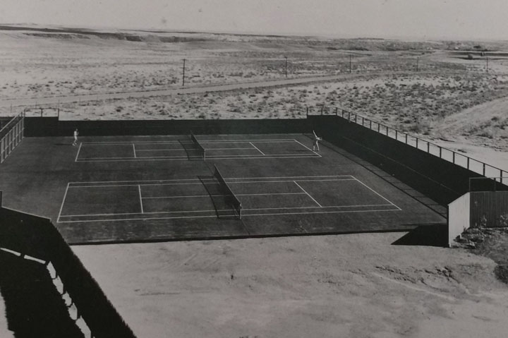 historical tennis courts