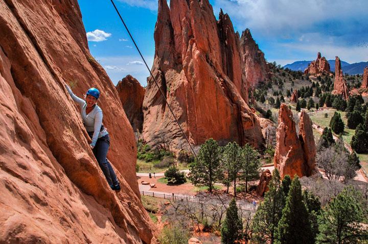 Colorado Business Retreats Garden Of The Gods Collection