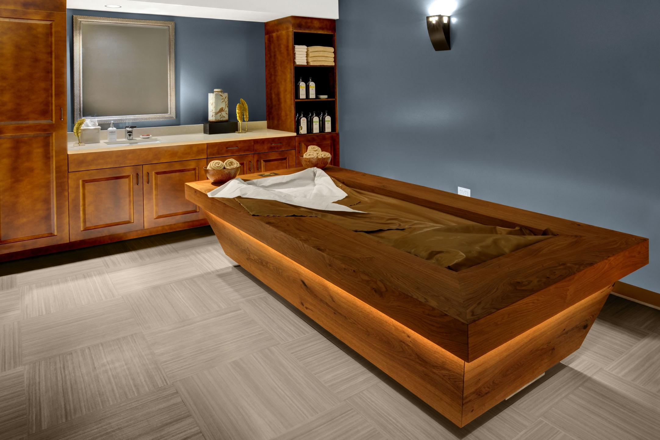 large sensory table